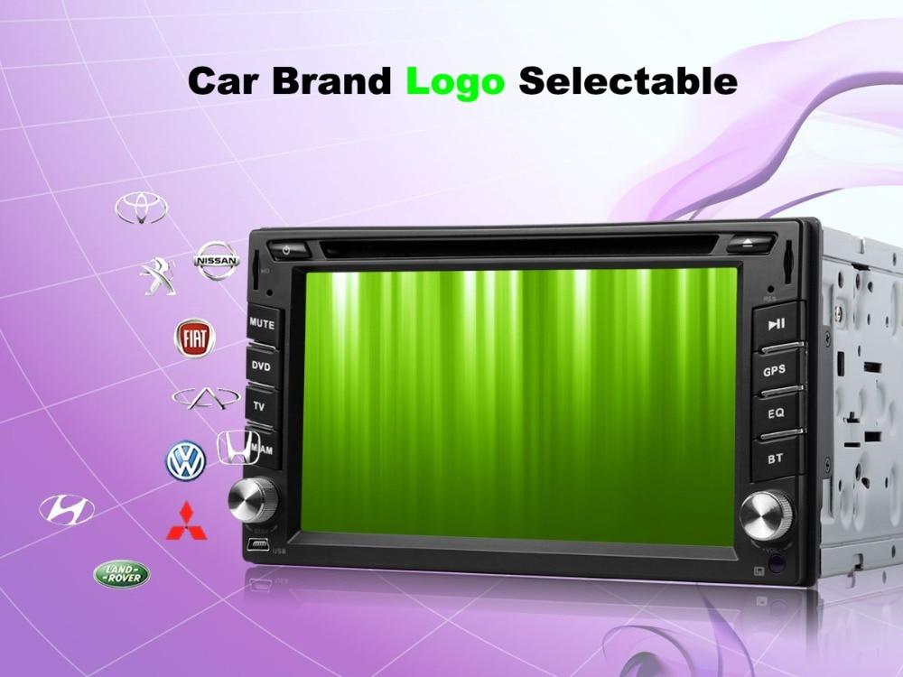 Universal GPS Bluetooth 2 DIN car DVD player for x - trail x trail juke for nissan stereo Qashqai Radio Bluetooth USB/SD