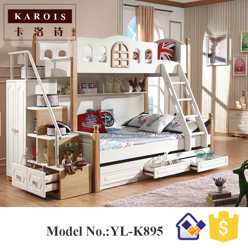 1 5m New Style Wooden Kids Bunk Bed Kids Bunk Bed Bunk Bedkids Bunk Aliexpress