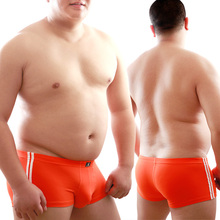 98a7ecdde27 Gay Bear Claw Paw Plus Size Men s Shorts Underwear Gay Boxers Designed For Gay  Bear Red