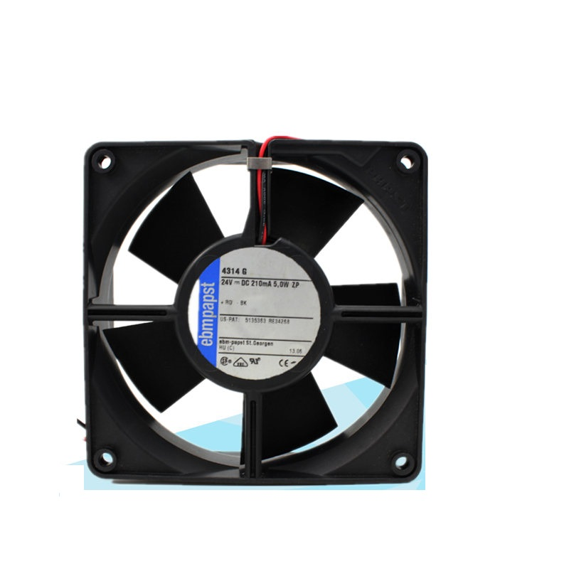 New original 4314G 24V 0.21A 12032 12 cm axial cooling fan taya t b 12032 neck coral