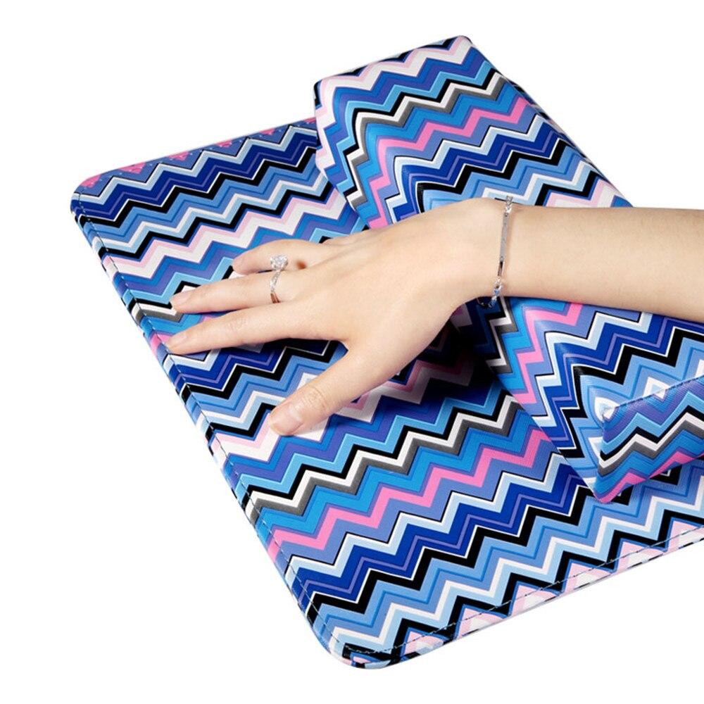 Aufrichtig 2019 Neue Mode Hand Halter Kissen Kissen Nagel Arm Handtuch Rest Maniküre Make-up Kosmetische Werkzeuge Maquiagem Drop Verschiffen Schönheit & Gesundheit