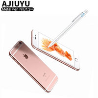 High Precision Active Pen Stylus Capacitive Touch Screen For Apple IPhone X 8 Plus 7 6