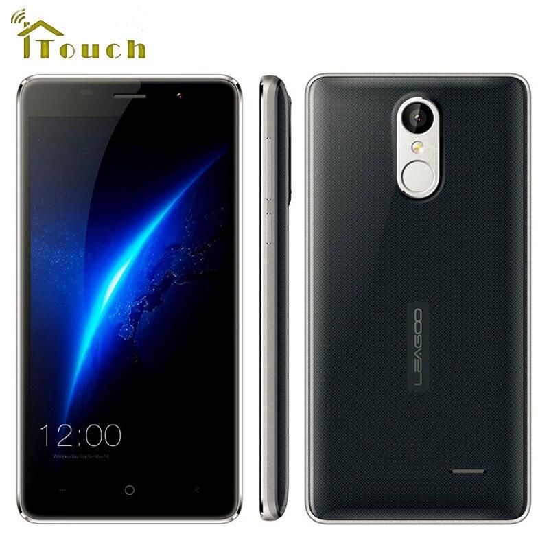 """bilder für Original leagoo m5 plus 5,5 """"HD Android 6.0 Smartphone MT6737 Quad Core 2 GB RAM 16 GB ROM 13MP Fingerabdruck 4G LTE Handy"""