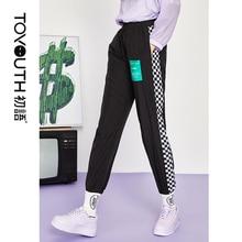 מכנסיים מכנסי לבדוק רצים