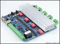 New TB6560 USB CNC Controller 4 Axis Nema23 3 0A Stepper Motor USB Driver Board