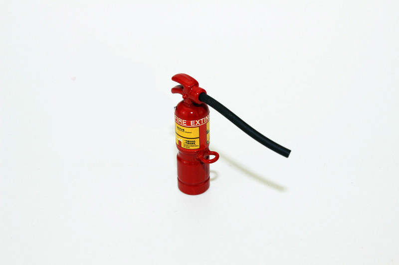 1//6 Scale Small Fire Extinguisher