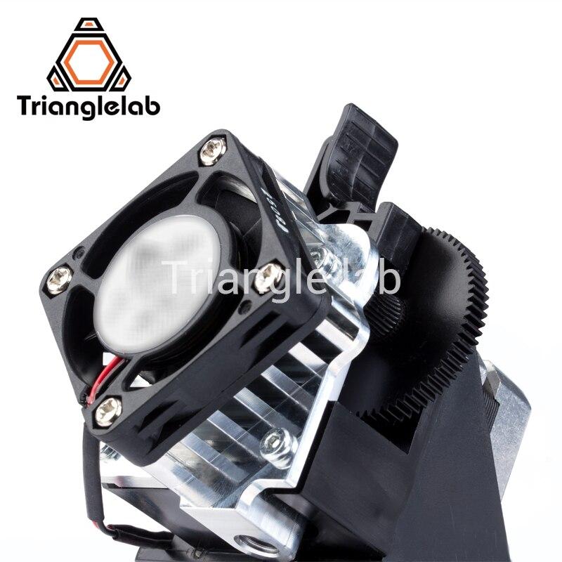 Trianglelab 3d imprimante titan Aero V6 hotend extrudeuse kit complet titan extrudeuse kit complet reprap mk8 i3 Compatible TEVO ANET - 6