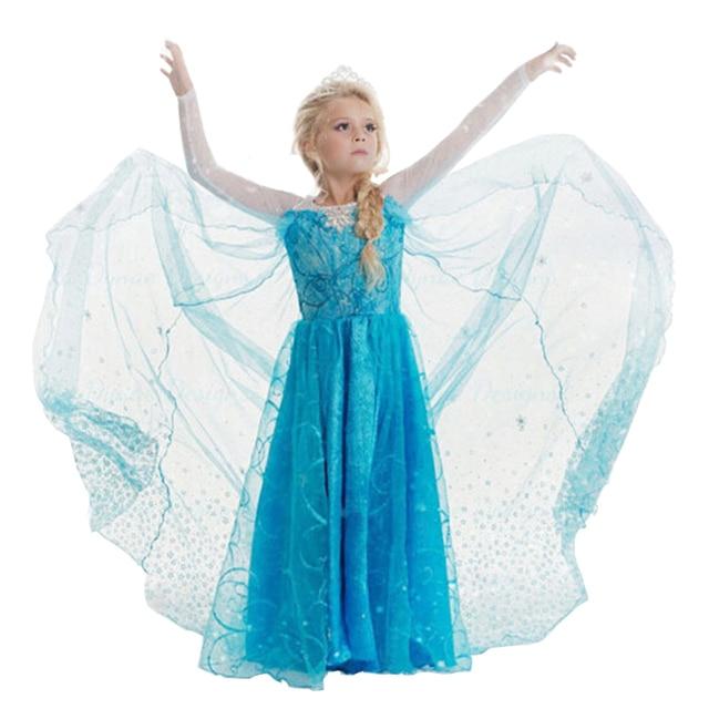 Kinder Baby Mädchen Kleid Urlaub Outfits Phantasie Mädchen Partei ...