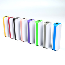 FancyQbue New 2000mAh Phone Charger Power Bank Portable External Battery USB for Cellphone Tablets iPhone