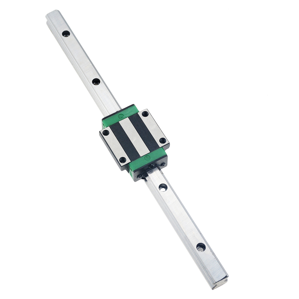 3D print parts CNC font b router b font linear guide Linear rail sliding 1pc HGR25