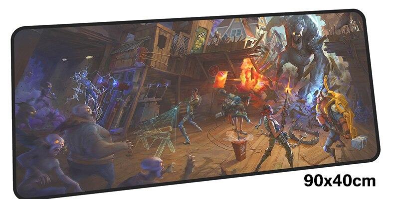 Jeu tapis de souris gamer 900x400mm notbook tapis de souris grand tapis de souris de jeu grand frais grand pad souris PC bureau padmouse