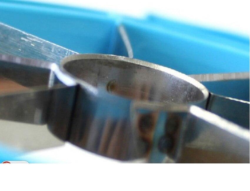Kitchen Apple Slicer Corer Cutter Pear Fruit Divider Tool Comfort Handle for Kitchen Apple Peeler Fast Shipping in Shredders Slicers from Home Garden