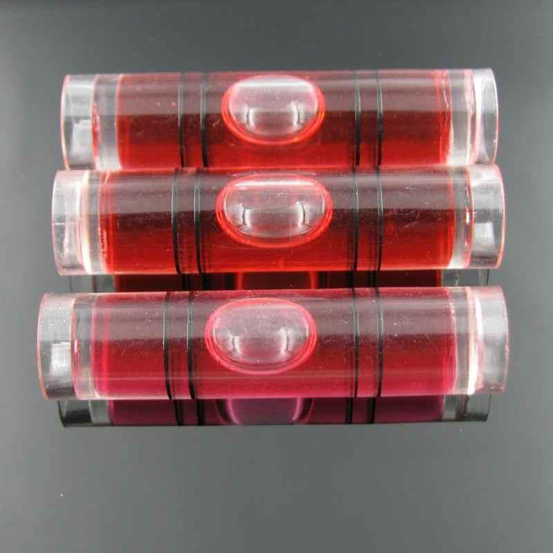 HACCURY 9,5*40 мм красный цвет фоторамка уровень духов мини пузырьковый уровень оптовая цена