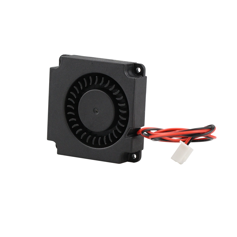 3D Printer Turbine Fan 5V 12V 24V 40mm *10mm <font><b>4010</b></font> DC Turbo Fan Hydraulic Bearing <font><b>Blower</b></font> Radial Cooling Fans for Creality CR-10 image