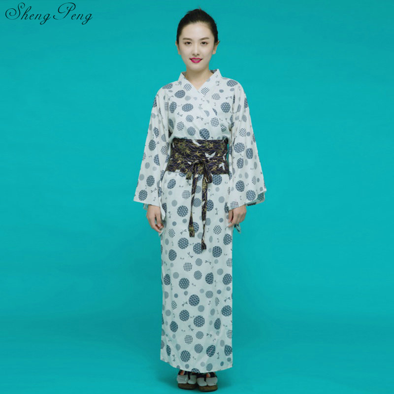 2019 kimono japonais robe traditionnelle cosplay femme yukata femmes haori japon costume de geisha komonos femme V1467
