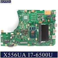 KEFU X556UJ Laptop motherboard for ASUS VivoBook X556UA X556UAM X556UV original mainboard 4G-RAM I7-6500U
