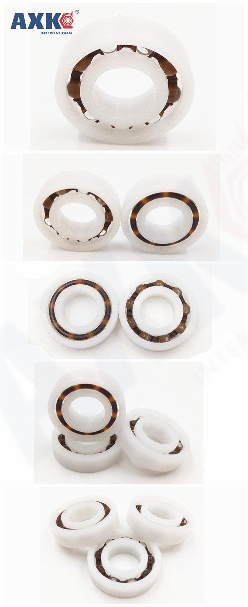 10 PCS Plastic Bearing POM 625 Glass Balls 5x16x5 Ball Bearings