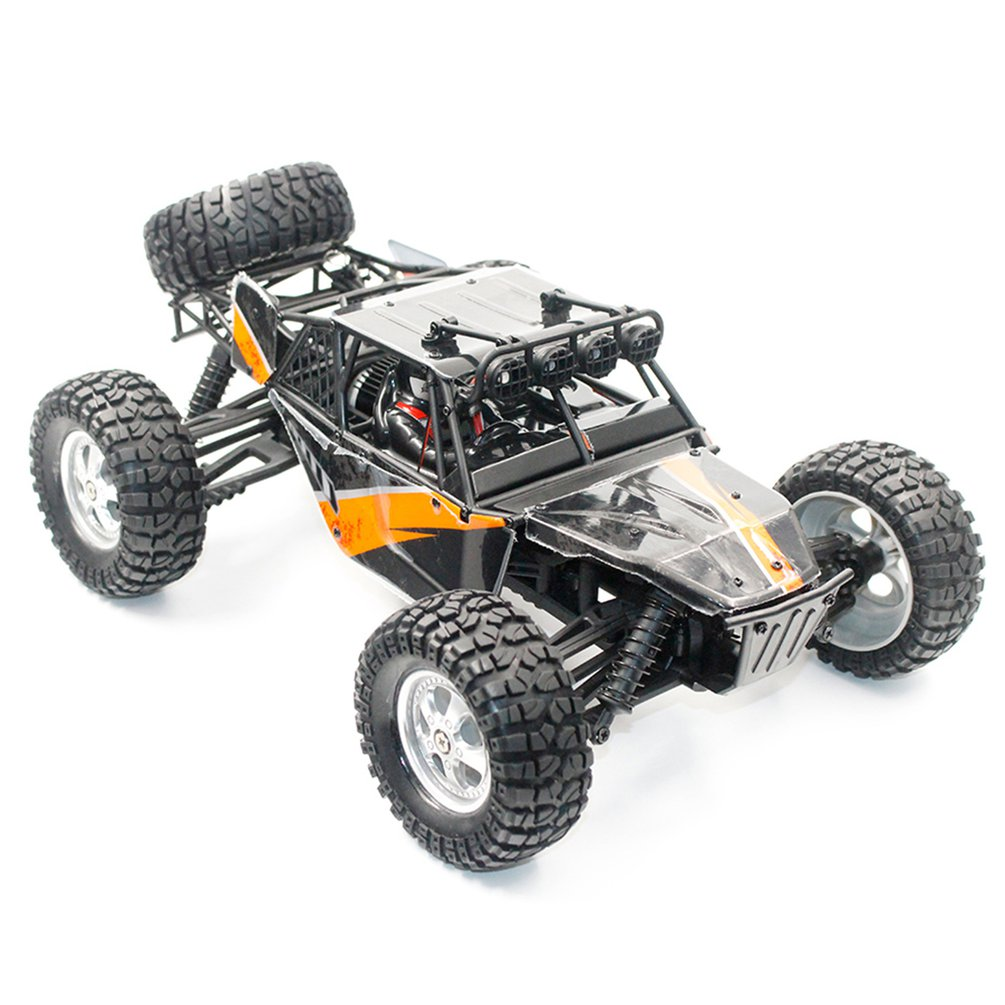 HBX 12815 18859 1:12 1:18 2.4G 4WD RC Car Toy 30km/h High Speed Electric Brushed RC Car Off Road Desert Truck With LED Light Toy