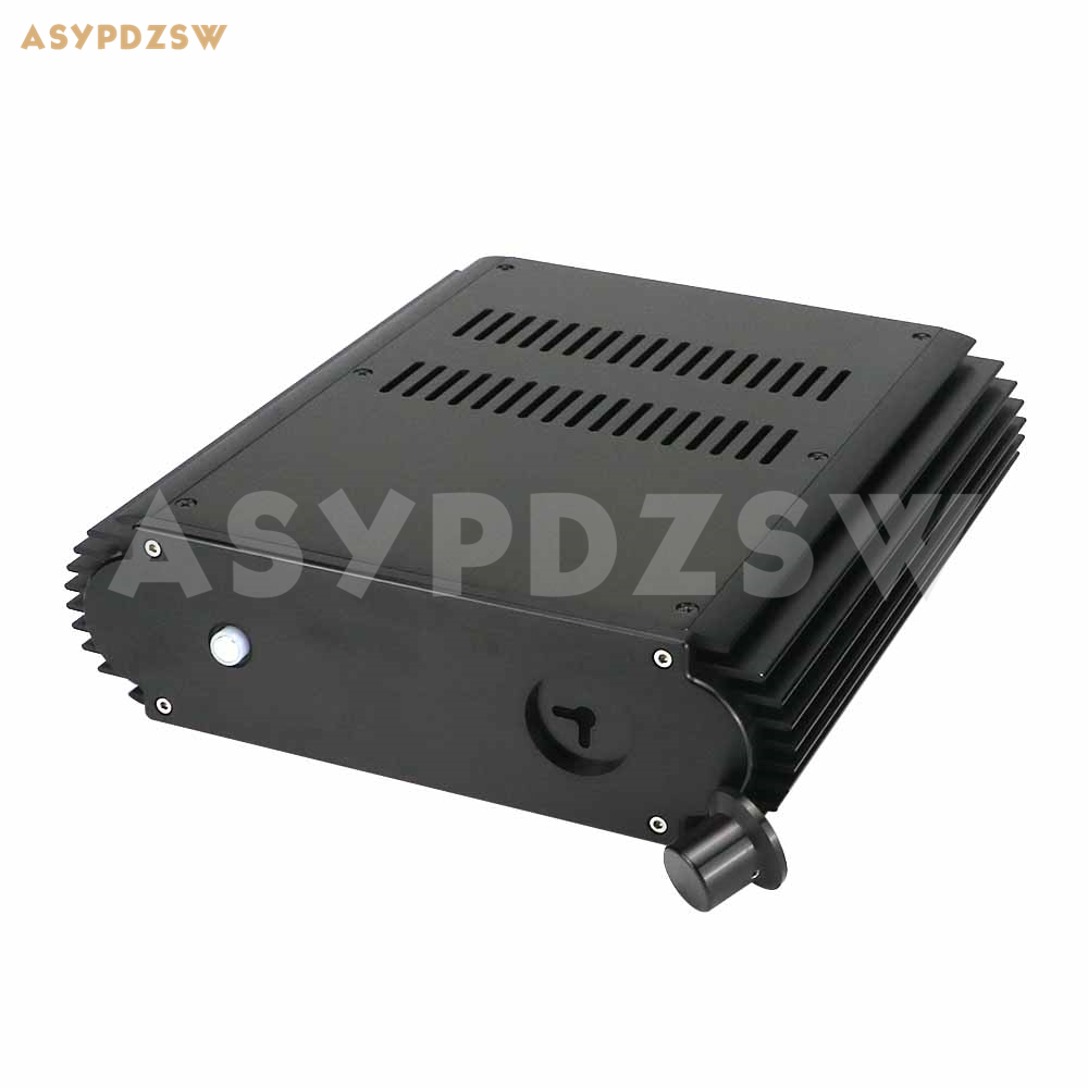 BZ2208 Aluminum enclosure Preamp chassis Power amplifier case box size 284 80 308mm