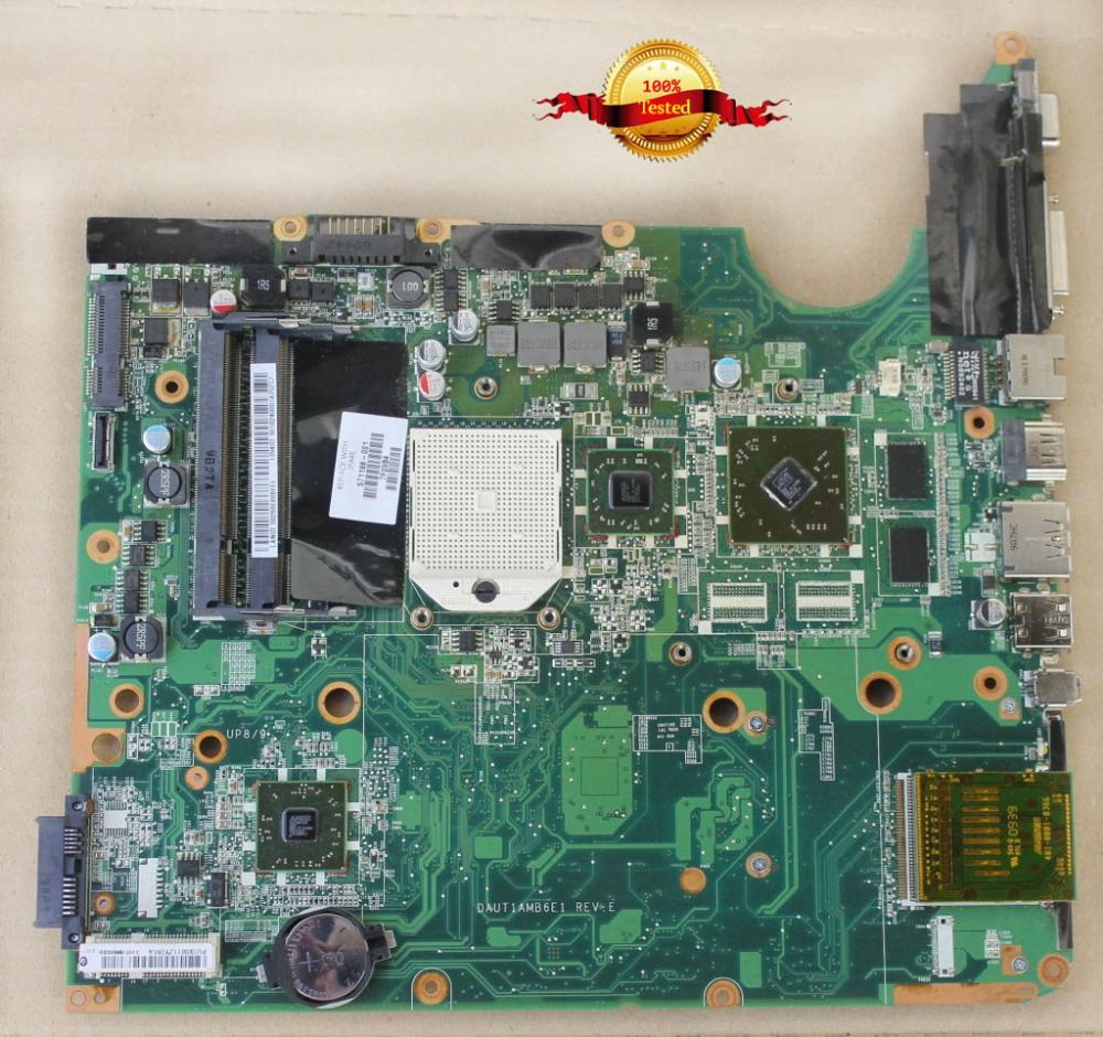 Top quality , For HP laptop mainboard DV6 DV6-2000 571188-001 laptop motherboard,100% Tested 60 days warranty top quality for hp laptop mainboard dv7 dv7 4000 630984 001 hm55 laptop motherboard 100% tested 60 days warranty