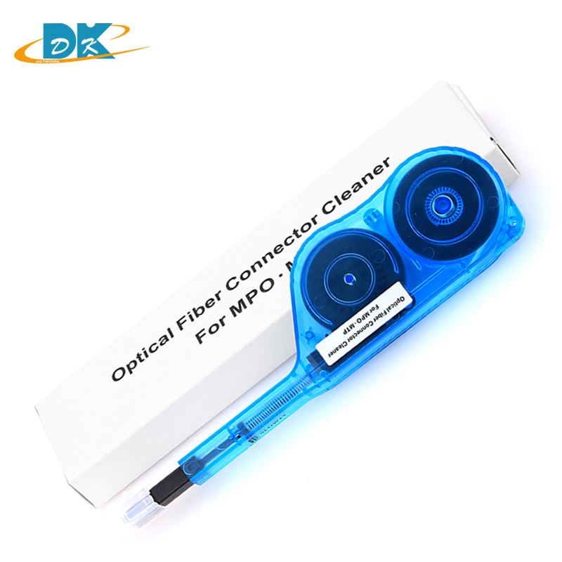 Fiber Optic Cleaner for IBC One Click for MPO/MTP Connector Optic Conector Cleaning Cassette, 500 times Cassette Cleaning boxFiber Optic Cleaner for IBC One Click for MPO/MTP Connector Optic Conector Cleaning Cassette, 500 times Cassette Cleaning box