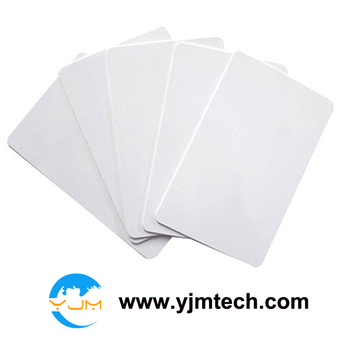 Free shipping for 100pcs/lot YJ01-EM4305 Proximity 125KHz RFID smart EM4305 writable cards.