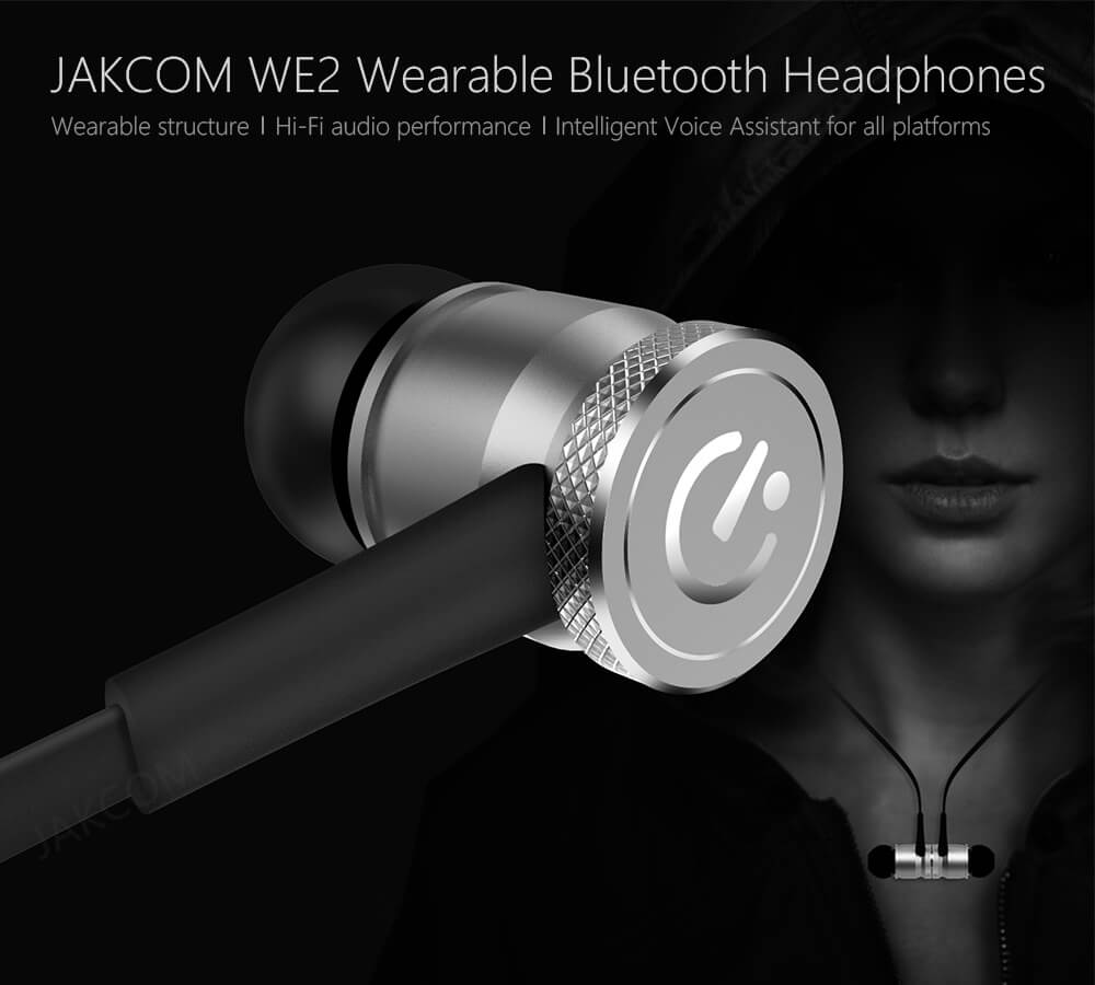Jakcom WE2 Wearable Bluetooth Headphones New Product Of Mobile Phone Sim Cards As Asus A500Kl Sim for lg D5322
