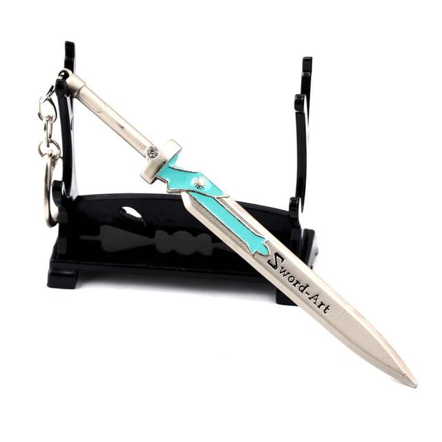 Sword Art Online Weapon Model keychain