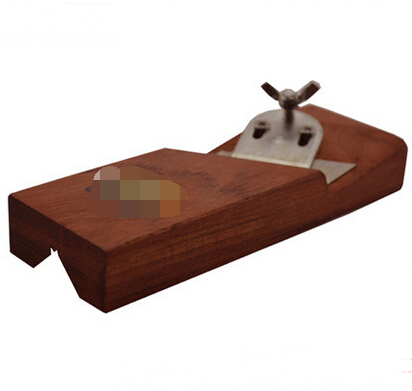 Inverted edge tool rosewood plane 45 degrees chamfering planer--150x50mm hand plane plasterboard gypsum board edge planer planing chamfer jointer plane drywall chamfering bevel trimmer cutter