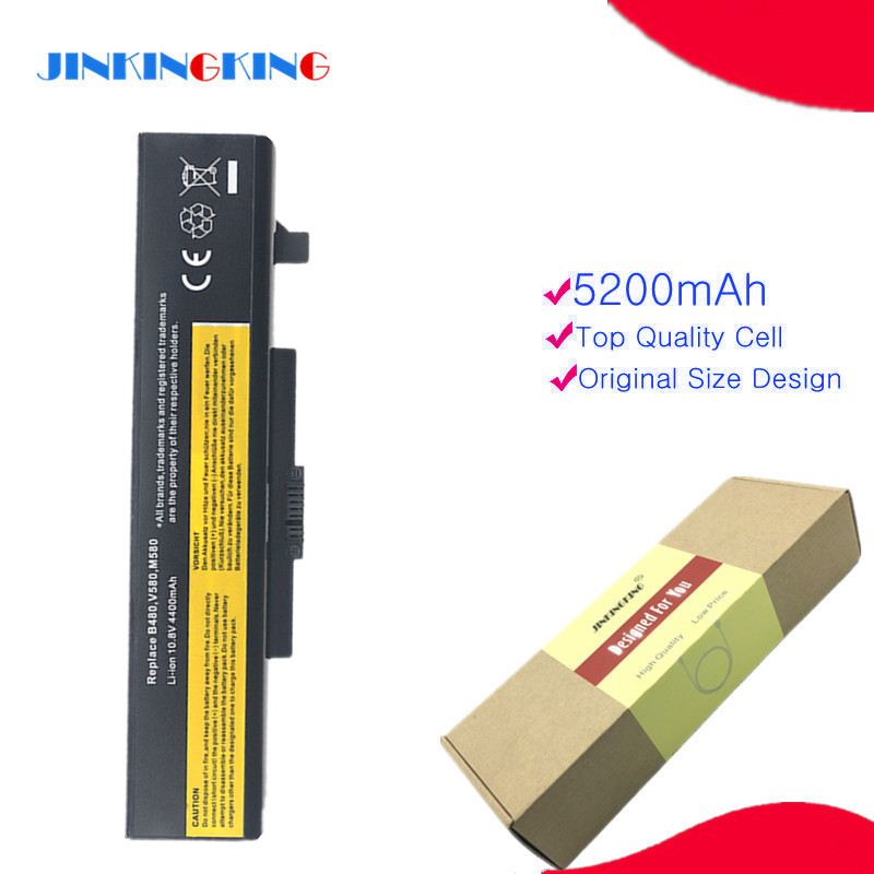 Laptop Battery for <font><b>Lenovo</b></font> B480 B485 B490 B580 B585 B590 B4400 B5400 V480 V480c V480s V490u <font><b>V580</b></font> V580c image