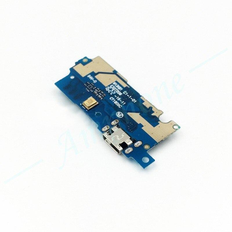 Ny USB-laddningsdockningsvibrator + mikrofon för MEIZU M3S allmän - Reservdelar och tillbehör för mobiltelefoner - Foto 4