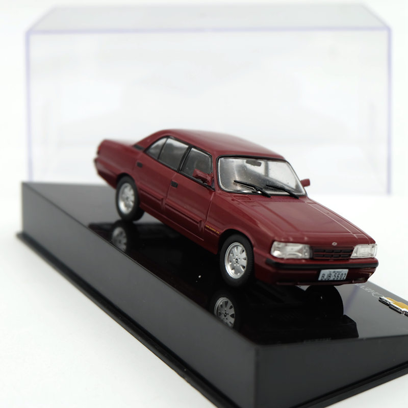 Ixo 143 para chevrolet opala diplomata colecionadores 1992 brinquedos carro diecast modelos edição limitada coleção altaya presentes