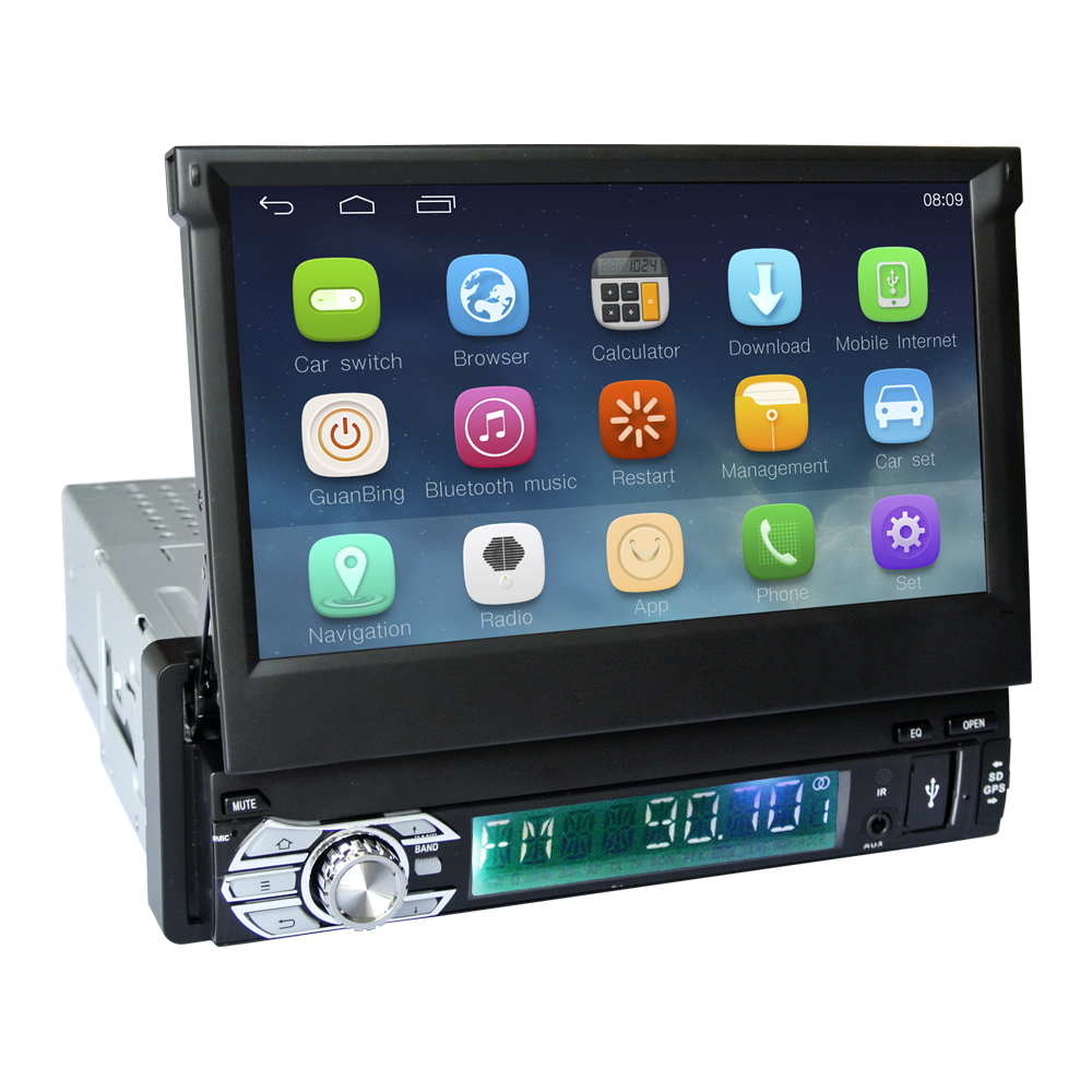 popular single din android car stereo buy cheap single din. Black Bedroom Furniture Sets. Home Design Ideas