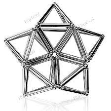 Magnetic Art Balls and Stick / DIY fantasy Toy/ For Science fun/2016 New/ Free shipping