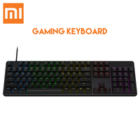 Original Xiaomi USB Wired Gaming Keyboard with RGB Backlight