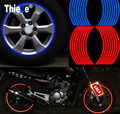 Car Sticker Wheel Tire Stickers for Mitsubishi ASX Lancer 10 9 Outlander Pajero I200 For Seat Leon Ibiza Altea