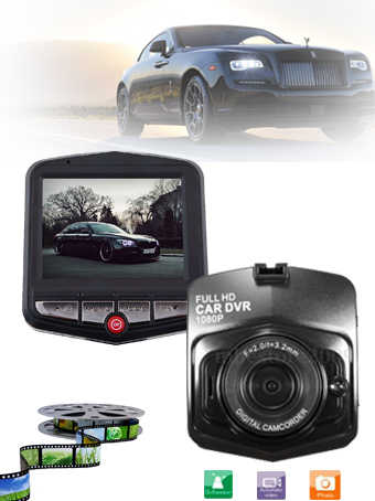 2017 Мини DVR камера GT3001080P Full HD видео заднего вида Mirrow камера парковки регистратор g-сенсор видеорегистратор для автомобиля