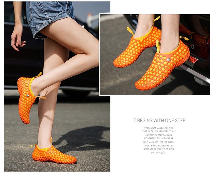 Ao Ar Livre Vadear Sapatos Respirável Sapatos