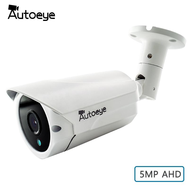 Autoeye SONY 5MP IMX326 AHD Camera Security Video Surveillance Camera Waterproof CCTV Camera 40M Night Vision