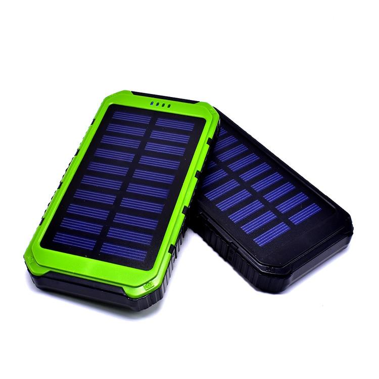 New Power Bank 20000mAh Solar ...