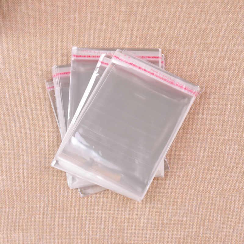 Frete Grátis 600 pcs Claro OPP Bag Para Bracelet & Necklace Em Tamanho 13*19 cm Com Autoadesivo selo de Plástico Sacos de Embalagem