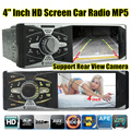 "NEW 4.1 ""TFT HD Digital Stereo Car Radio FM MP3 MP4 MP5 de áudio e Vídeo Media Player USB/SD MMC Porta Eletrônica Do Carro In-Dash 4016"