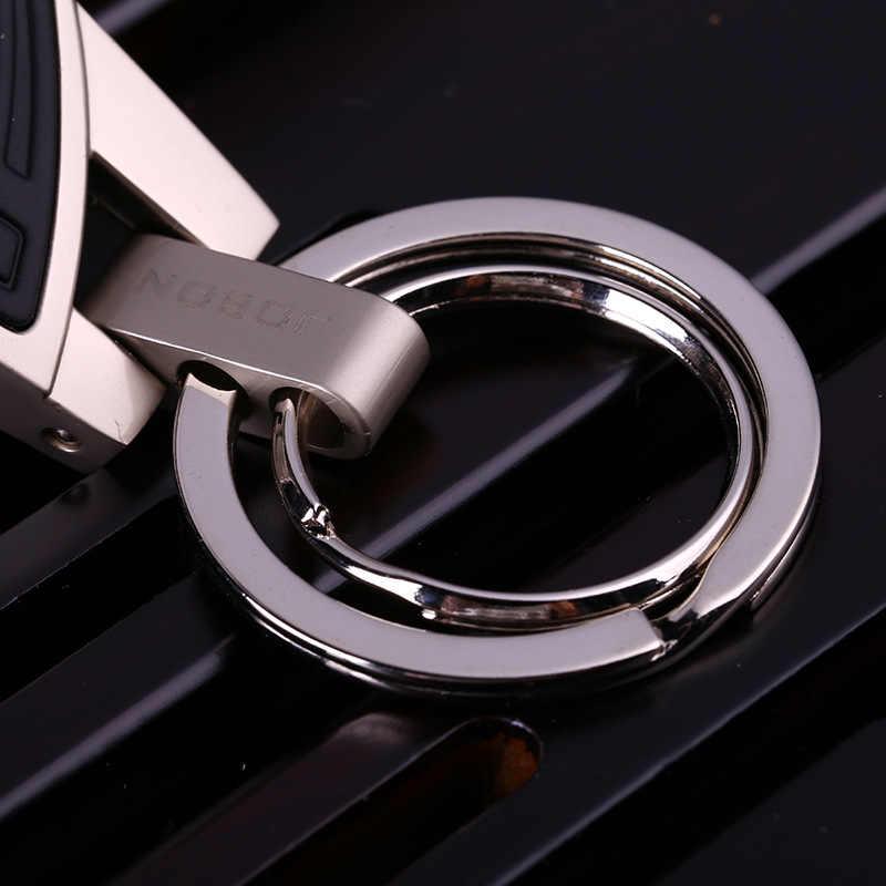 Thương hiệu Hàng Đầu Người Đàn Ông Móc Chìa Khóa Xe Phụ Nữ New kim loại kim Loại Keychain Móc Chìa Khóa Xe Vòng Chìa Khóa Món Quà Tốt Nhất Đồ Trang Sức K1161