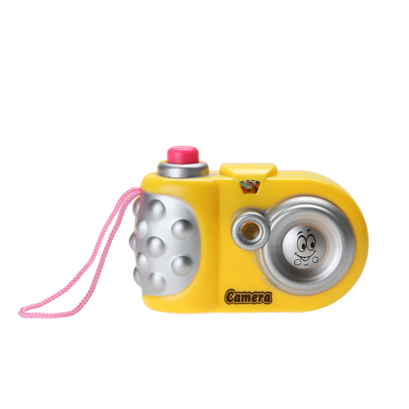 Baby Study Toy Kids Projection Camera Educational T