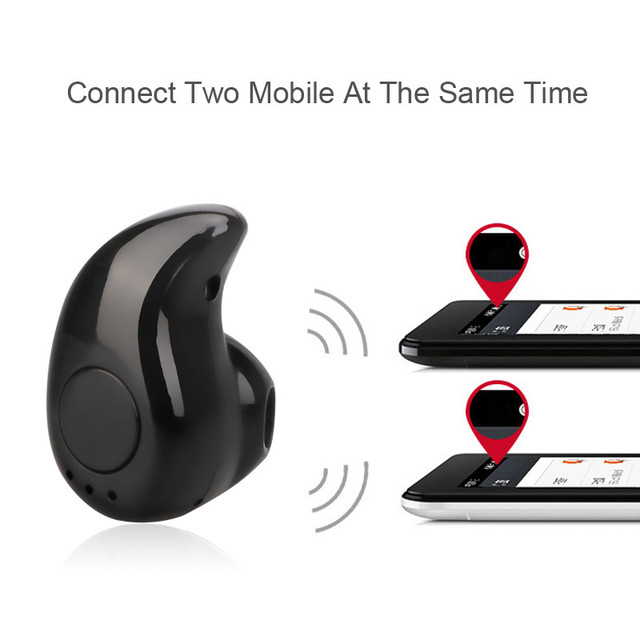 free Headphone Blutooth Stereo Auriculares Earbuds Headset Phone Mini Wireless in ear Earpiece Bluetooth Earphone S530 Hands