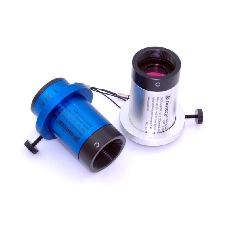 QHY5L-II Telecamera planetaria CMOS a colori Autoguider 74% EQ - Strumenti di misura - Fotografia 4