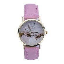 Bayan Kol Saati 2018 New design Luxury Brand Women Lady watch PU Leather cassual Business Quartz Wrist Watch relogio feminino