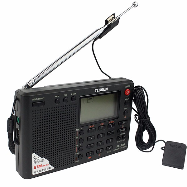 Hot TECSUN PL-380 DSP Radio (1)