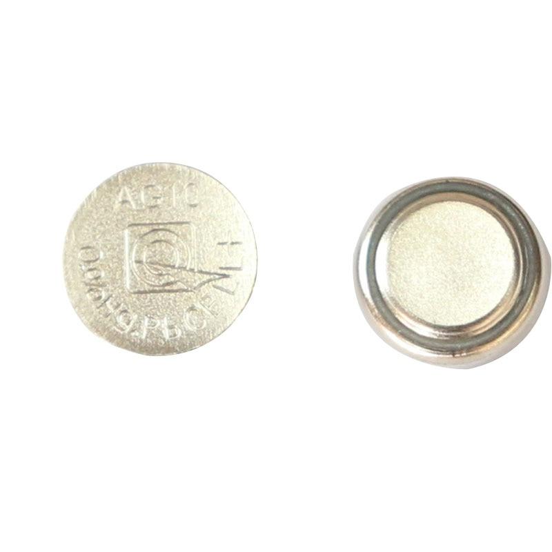 50 x AG10 Button Batteries LR1130 1130 SR1130 389A LR54 L1131 189 389A 75mAh Capacity 1 5V Button Battery in Button Cell Batteries from Consumer Electronics