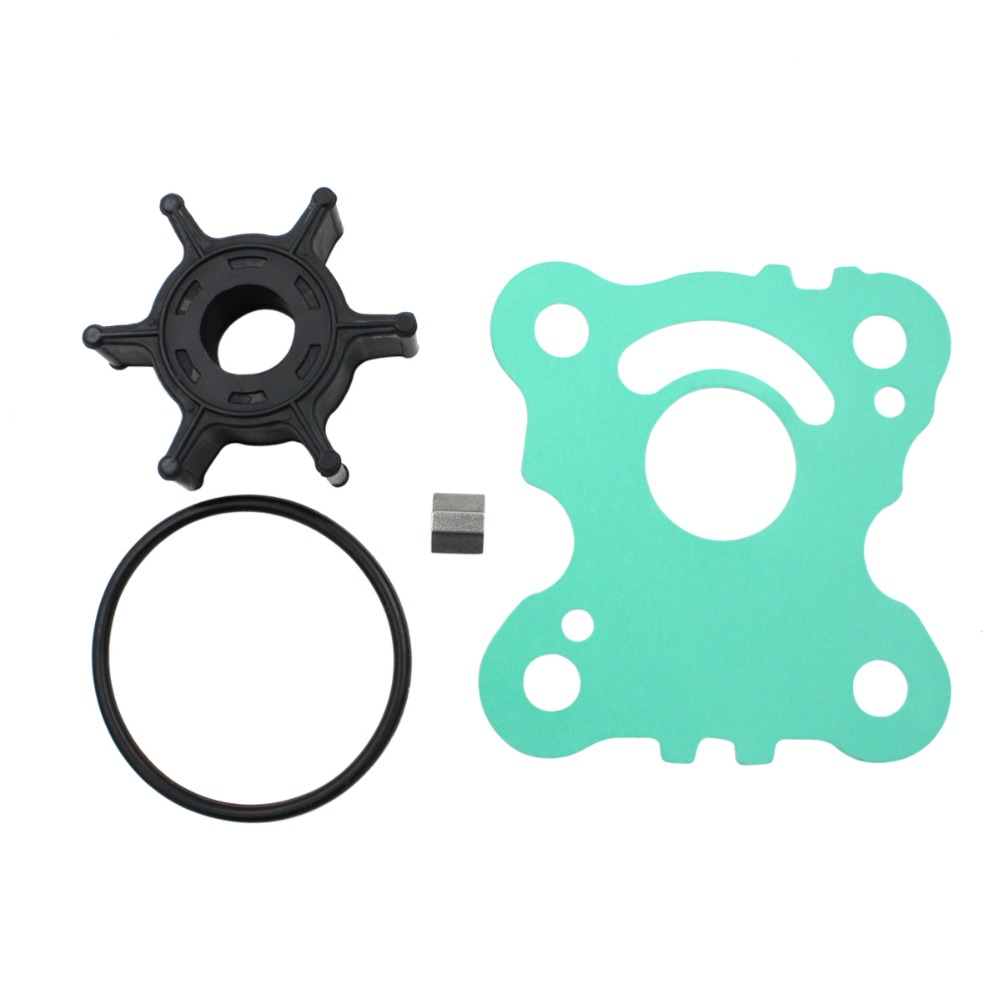 Water Pump Impeller Repair Kit  For Honda 8 9.9 15 20 HP Outboard 06192-ZW9-A30